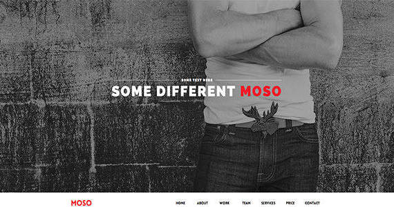 Box 01 moso theme preview.  large preview
