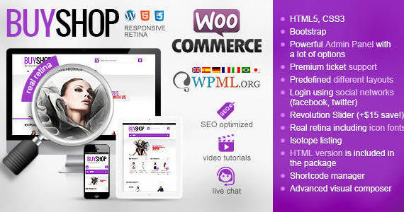 Box 01 buyshop woocommerce.  large preview