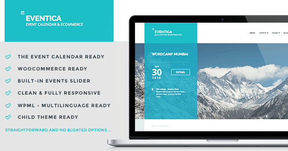 Box 01 eventica wordpress theme.  large preview