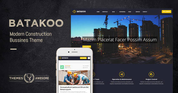 Box batakoo feature themeforest.  large preview