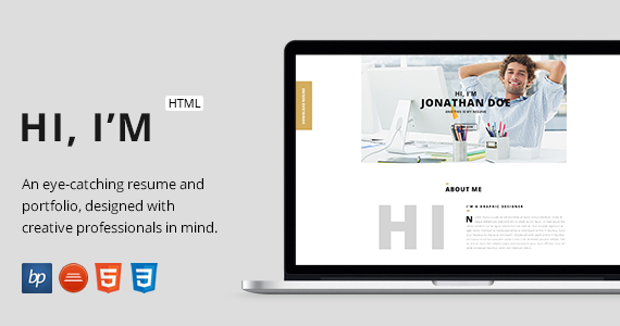 Box 00 hi im resume html preview590.  large preview
