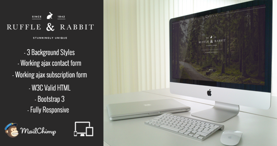 Box 02 rabbit theme preview.  large preview.  large preview